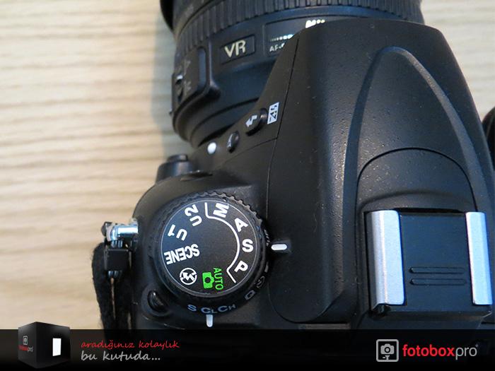 Nikon D90 – D7000 Fotobox Pro General Settings