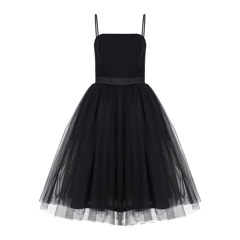 0000_askılı-tul-elbise Dekupe Çekimi