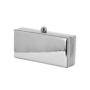 gümüş aynalı çanta fotoğrafı