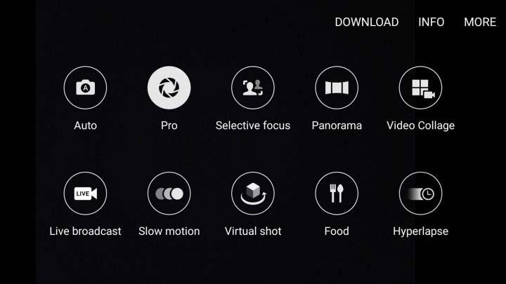s7-samsung-pro-menusu Fotobox Pro F32 Plus
