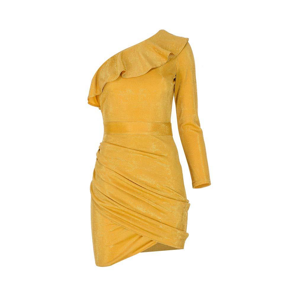 sari-abiye Dekupe Çekimi